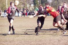 Dukes 2 - Vets 20-03-2011
