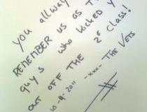 Rush - Vets 10-04-2011