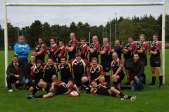 Teamfoto 2010-2011