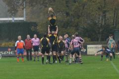 The Vets X Pink Panthers 2 (17-11-2013)