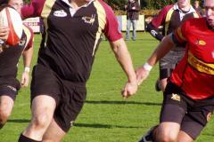 Vets - Dukes 2 31-10-2010