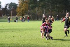 Vets - Pink Panthers 15-11-2009
